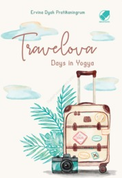Cover Travelova : Days in Yogya oleh Ervina Dyah Pratikaningrum