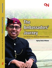 Cover THE AMBASSADORS' JOURNEY oleh Agung Setiyo Wibowo