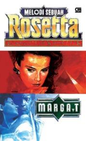 Melodi Sebuah Rosetta by Marga T Cover