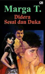 Didera Sesal dan Duka by Marga T Cover
