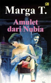 Amulet dari Nubia by Marga T Cover