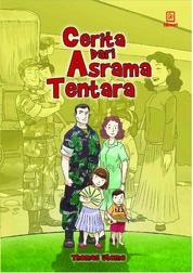 Cover Cerita dari Asrama Tentara oleh Thomas Utomo