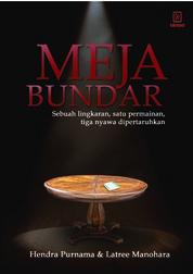 Meja Bundar by Hendra Purnama Cover