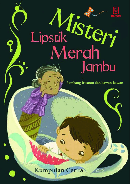 Buku Digital Misteri lipstcik merah jambu oleh Bambang Irwanto