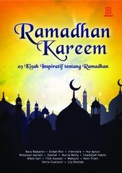 Ramadan Kareem by Rara Radyanti Cover