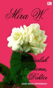 Cover Kuduslah Cintamu, Dokter oleh Mira W