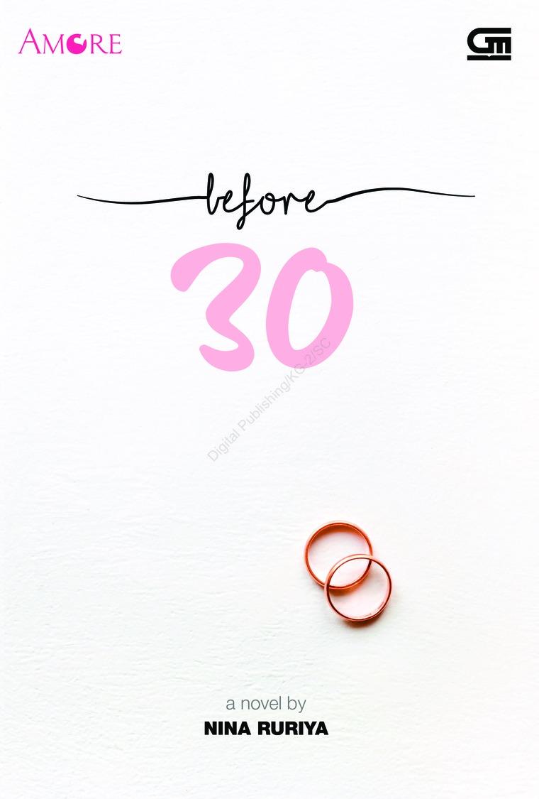 Buku Digital Amore: Before 30 oleh Ruth Nina