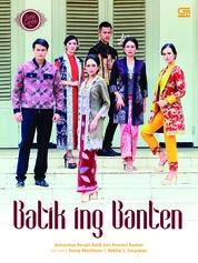Batik Ing Banten by Sonny Muchlison & Debbie Cover