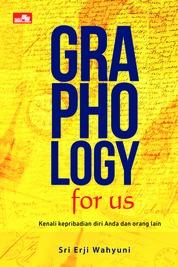 Graphology for us by Sri Erji Wahyuni Cover