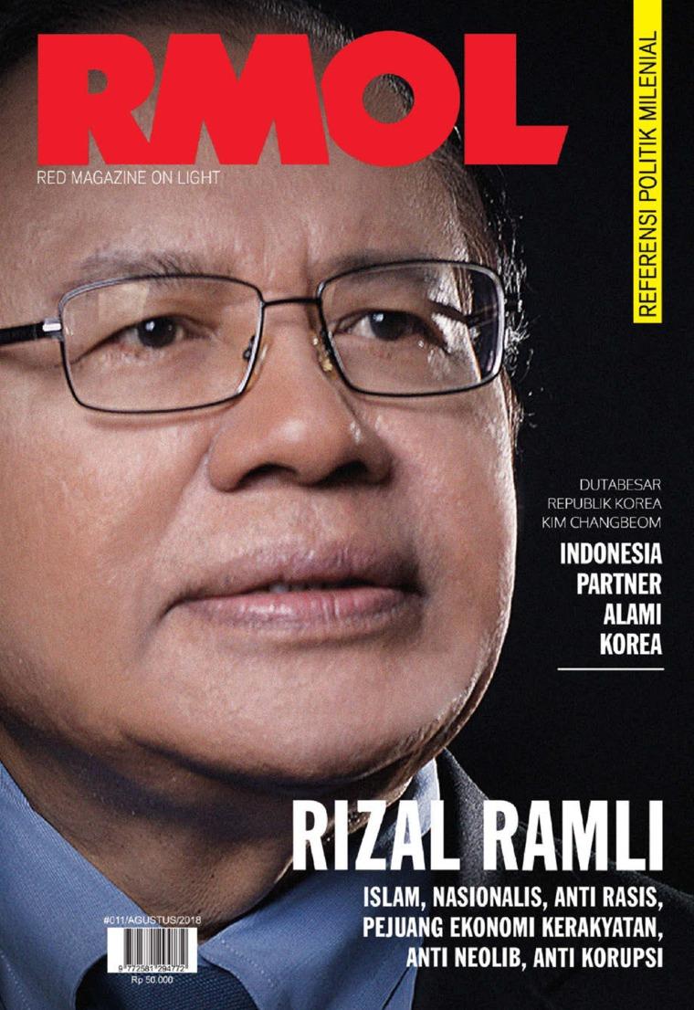 Majalah Digital RMOL ED 11 Agustus 2018