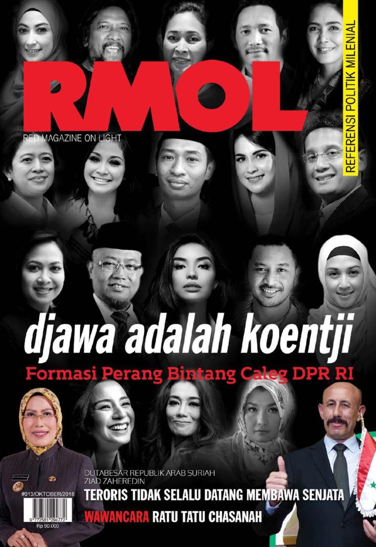 Majalah Digital RMOL ED 13 Oktober 2018