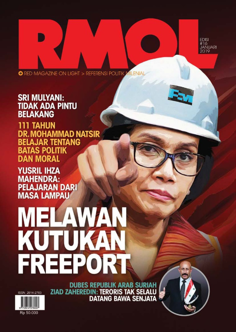 Majalah Digital RMOL ED 16 Januari 2019