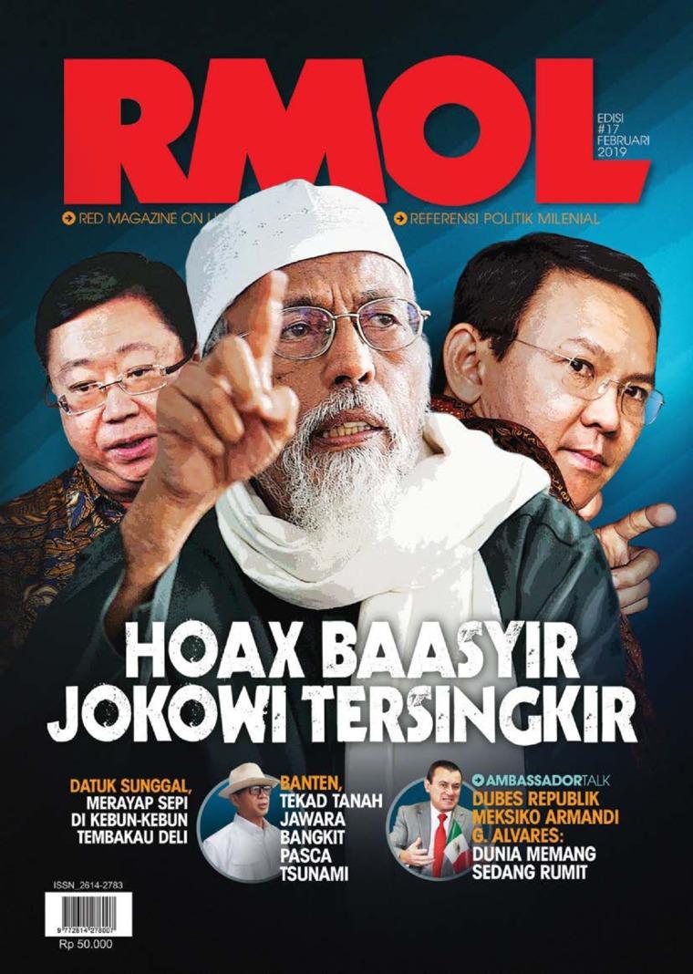 Majalah Digital RMOL ED 17 Februari 2019