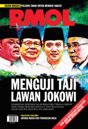 Cover Majalah RMOL ED 08 April 2018