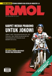Cover Majalah RMOL ED 09 Mei 2018
