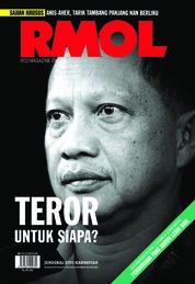 Cover Majalah RMOL ED 10 Juni 2018