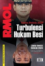 Cover Majalah RMOL ED 15 Desember 2018