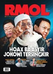 Cover Majalah RMOL ED 17 Februari 2019