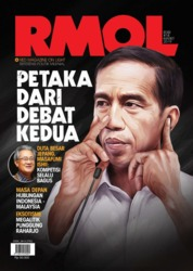 Cover Majalah RMOL ED 18 Maret 2019