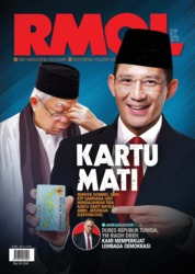 Cover Majalah RMOL ED 19 April 2019