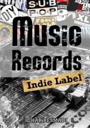 Music Record Indie Label by Idhar Resmadi Cover