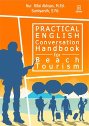 Cover Practical English Conversation Handbook for Beach Tourism oleh Nur Rifai Akhsan