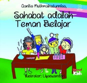 Sahabat adalah Teman Belajar by Qanita Muthmainatunnisa Cover
