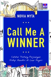 Cover Call Me A Winner oleh Novia Myta
