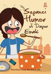 Cover Sepanci Humor di Dapur Emak oleh Rina Maruti