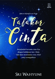 Tafakur Cinta by Sri Wahyuni Cover