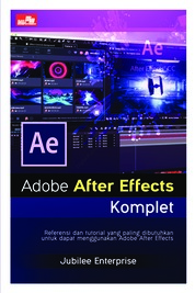 Adobe After Effects Komplet by Jubilee Enterprise Cover
