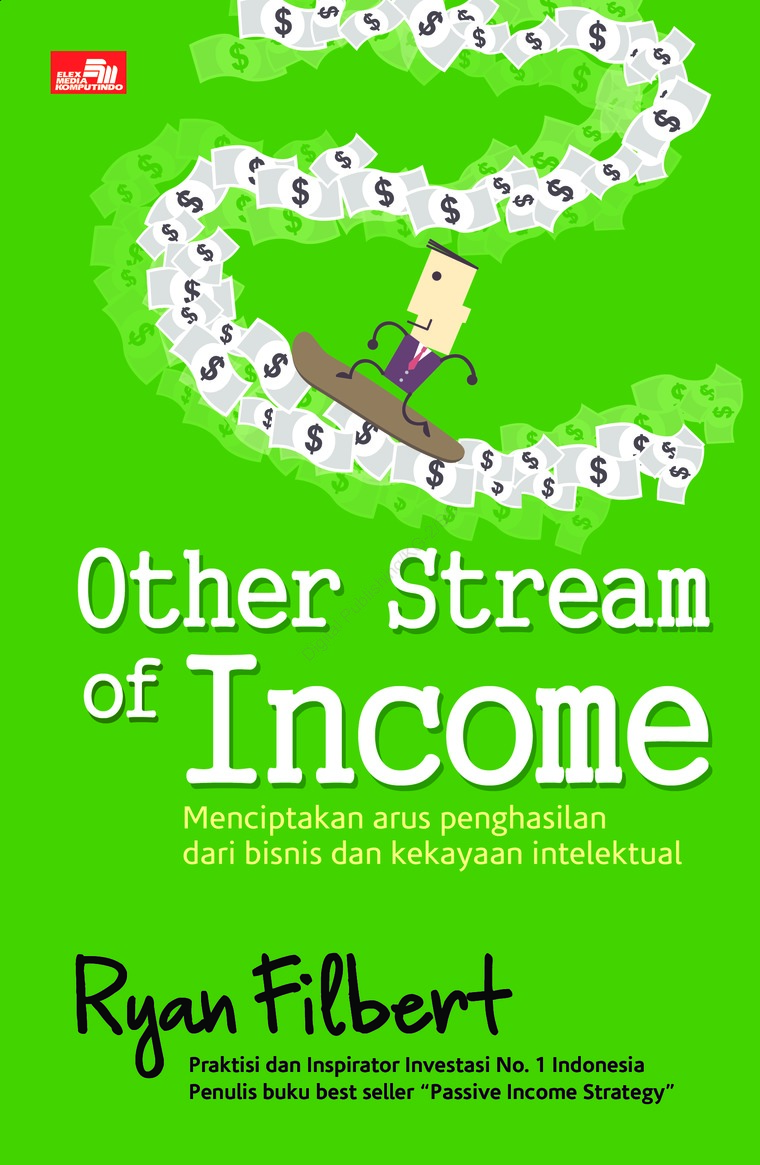 Buku Digital Other Stream of Income oleh Ryan Filbert Wijaya, S.Sn, ME.