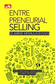Entrepreneurial Selling by Jenu Widjaja Tandjung & Lenny Wijaya Cover