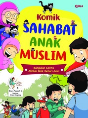 Komik Sahabat Anak Muslim by Watiek Ideo & Riera Faaizah Cover