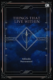 Things That Live Within by Adinda Saraswati Cover