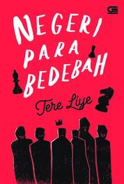 Cover Negeri Para Bedebah - Cover Baru 2018 oleh Tere Liye