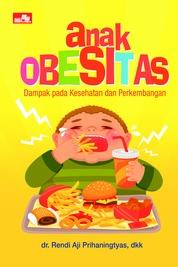 Cover Anak Obesitas oleh dr. Rendi Aji Prihaningtyas, dkk