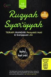 Ruqyah Syar`iyyah; Terapi Mandiri Penyakit Hati dan Gangguan Jin by Sulthan Adam, S.Q. Cover