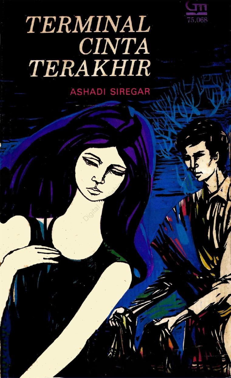 Buku Digital Terminal Cinta Terakhir oleh Ashadi Siregar