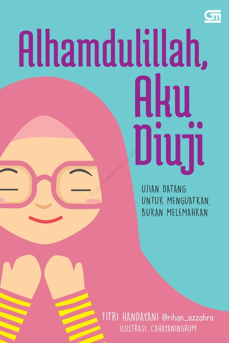 Buku Digital Alhamdulillah Aku Diuji oleh Fitri Handayani