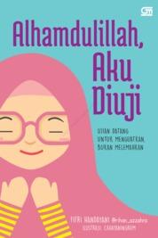 Cover Alhamdulillah Aku Diuji oleh Fitri Handayani