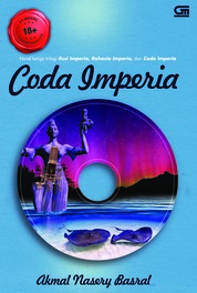 Coda Imperia by Akmal Nasery Basral Cover