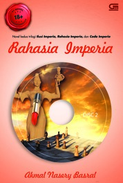 Rahasia Imperia - Cover Baru 2018 by Akmal Nasery Basral Cover