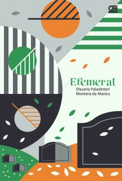 Cover Efemeral oleh Discaria Paladinteri Montera de Manics