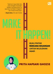 Make It Happen! + Booklet by Prita Ghozie Cover