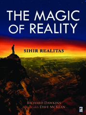 Magic of Reality by Richard Dawkins Cover