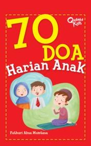 70 Doa Harian Anak by Fathuri Ahza Mumtaza Cover