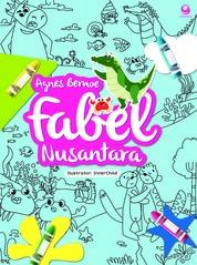 Fabel Nusantara by Agnes Bemoe Cover