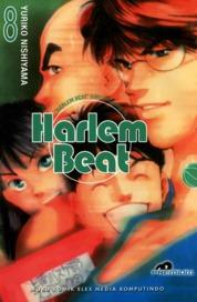 Cover Harlem Beat (Premium) Vol. 08 oleh Yuriko Nishiyama