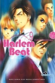 Cover Harlem Beat (Premium) Vol. 09 oleh Yuriko Nishiyama